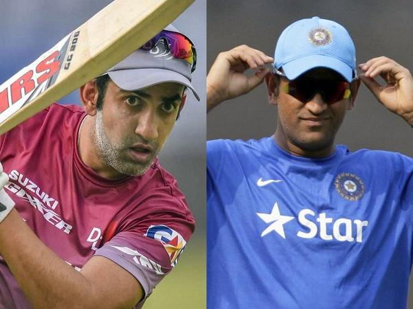 MS Dhoni, Gautam Gambhir likely to contest on BJP ticket in 2019 Lok Sabha elections - Report