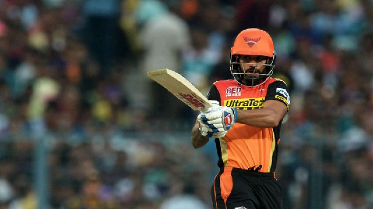 Shikhar Dhawan keen to leave Sunrisers Hyderabad, could open for Mumbai Indians with Rohit Sharma in IPL 12