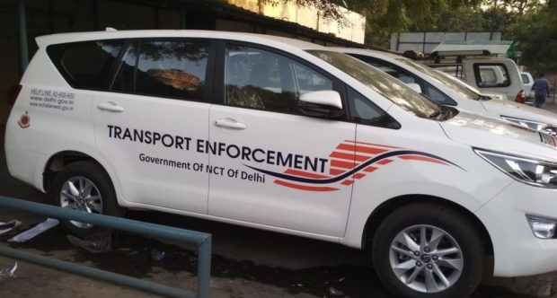 New Traffic Rules: Special Transport Enforcement Cars to check your car's emission levels on the spot