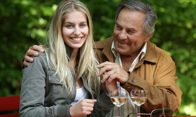 12 reasons why older men date younger women