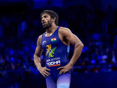 World Wrestling Championships: Bajrang Punia loses in final to miss gold, still makes record
