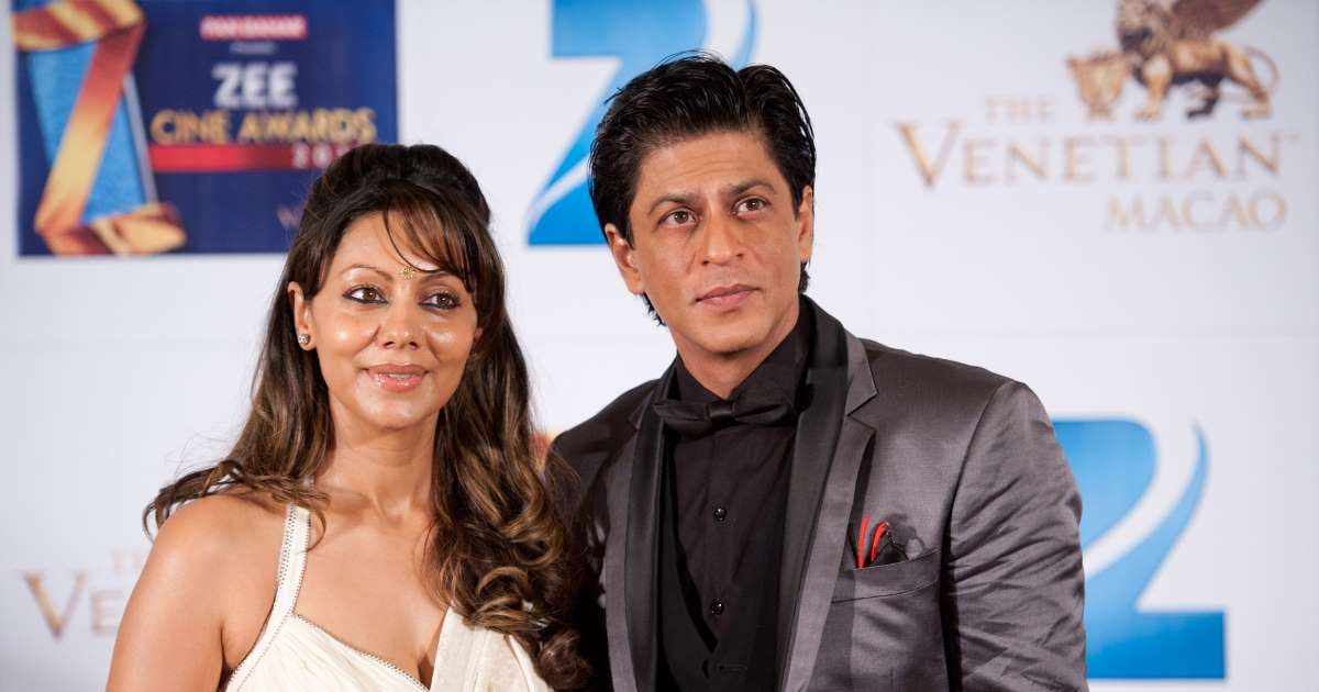 Shah Rukh Khan Wants Wife Gauri To Design His Office. Her Response Is Epic