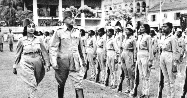 Netaji, and not Nehru, was the first Prime Minister of Independent India