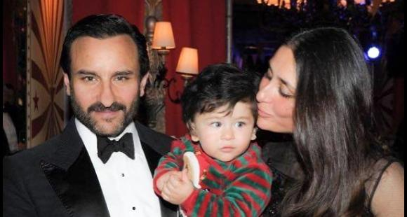 Saif Ali Khan wants Taimur to make money with nappy ads, Kareena Kapoor tells him not to be cheap. Watch video