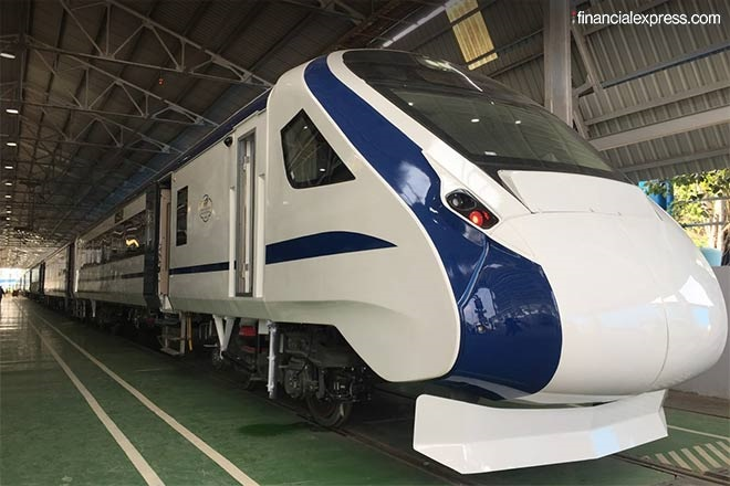 Train 18 rolls out today! 20 mind-blowing facts about Indian Railways engine-less Shatabdi killer