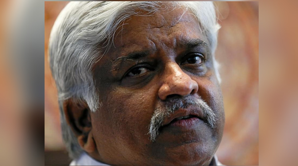 Sri Lankan Minister Arjuna Ranatunga arrested after his guards opened fire on protestors