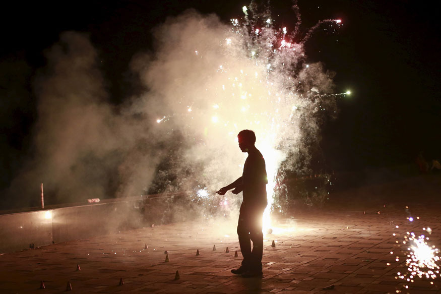 Green Crackers Order Only for Delhi; TN, Puducherry Can Fix Own 2-Hour Diwali Slot: SC