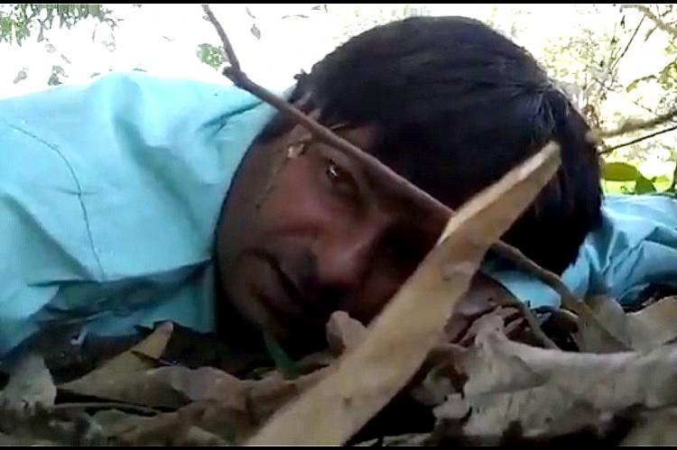 'Ma, I love you, may die today': Doordarshan staffer's video during Chhattisgarh attack