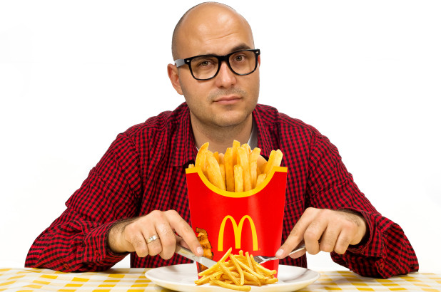 Cure For Baldness Found… In Mcdonald's Fries, Scientists Report
