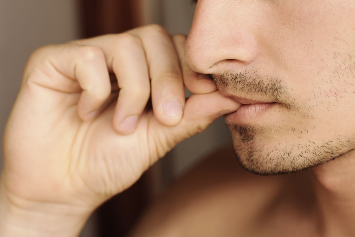 Researchers Reveal What Biting Your Nails Says About Your Personality