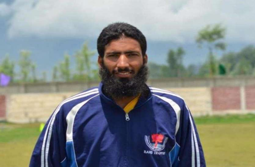 Jammu And Kashmir Pacer Mohammed Mudhasir Becomes First Bowler To Take Hat-Trick In 2018-19 Ranji Trophy