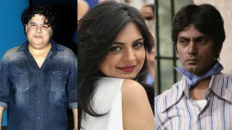 Actor Niharika Singh mentions ex-boyfriend Nawazuddin Siddiqui, Sajid Khan, Bhushan Kumar in a long post about MeToo in India