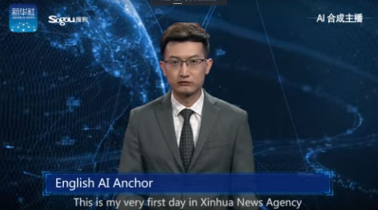 Goodbye humans, China gets a virtual TV news anchor: Watch video
