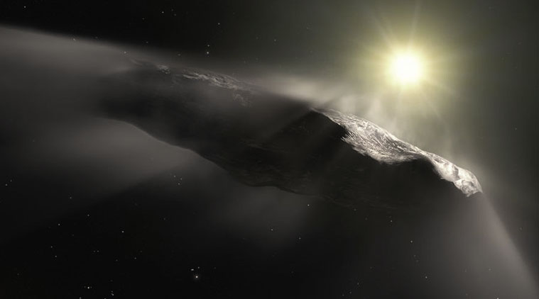 Interstellar object Oumuamua may be alien probe