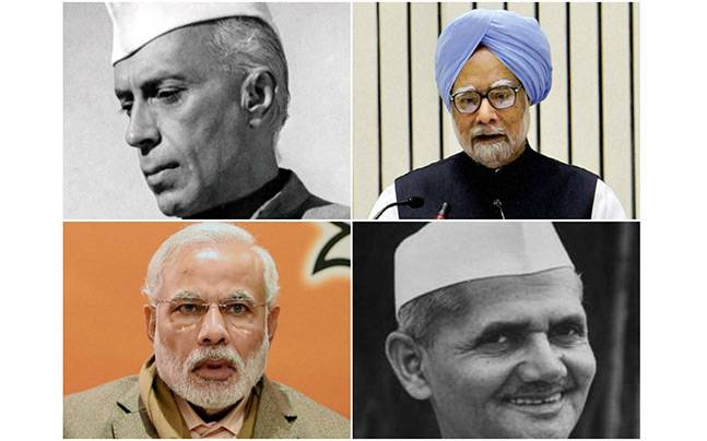 The 15 Prime Ministers of India: Meet the