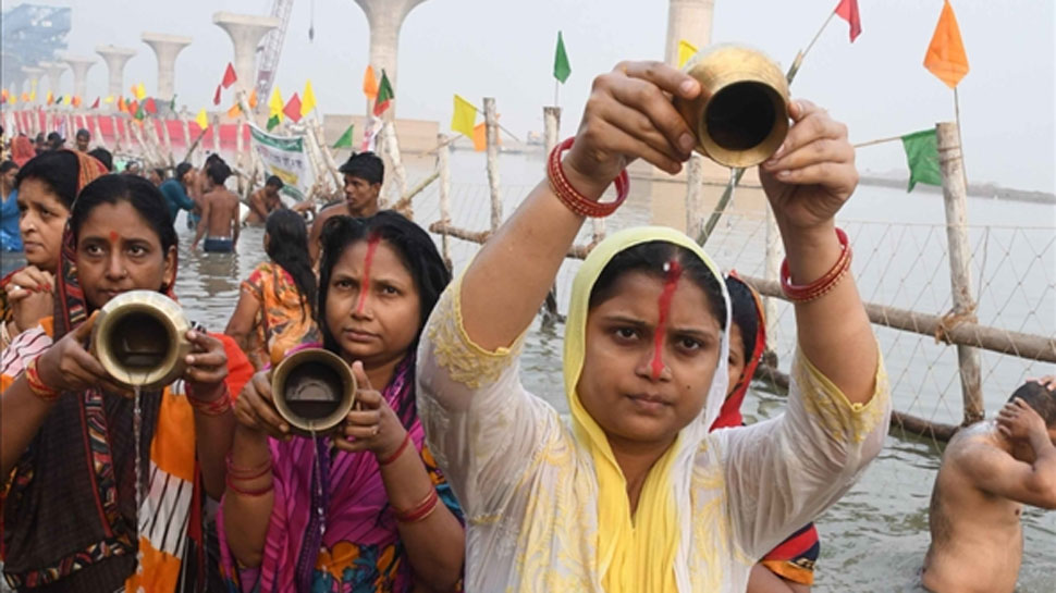 Chhath Puja 2018: Chaturthi to Saptami sunrise and sunset timings