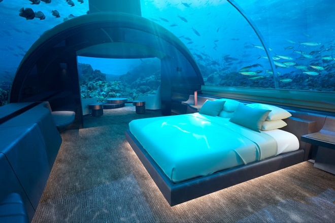 World's 1st underwater hotel opens in Indian Ocean; it will cost Rs 36 lakh per night; check features