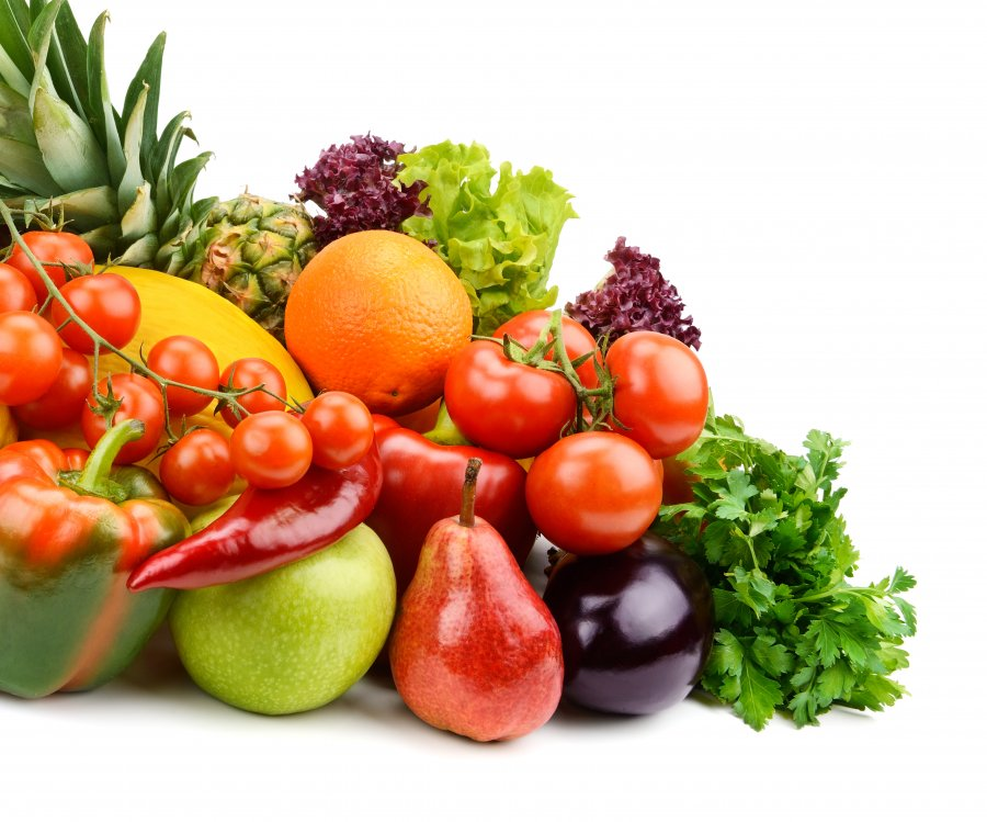 Study: There Aren't Enough Fruits and Vegetables to Give Everyone a Healthy Diet