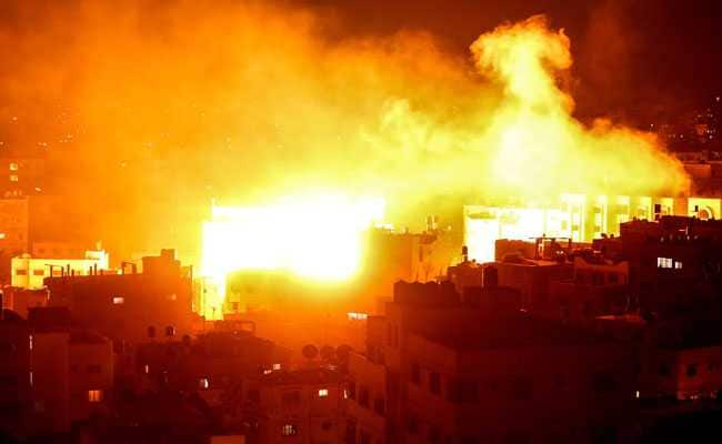 300 Rockets Fired At Israel After Its Botched Op In Gaza, It Retaliates