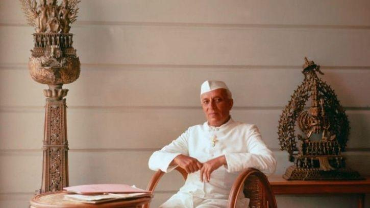 Nehru Was The Brain Behind This Cosmetic Brand That