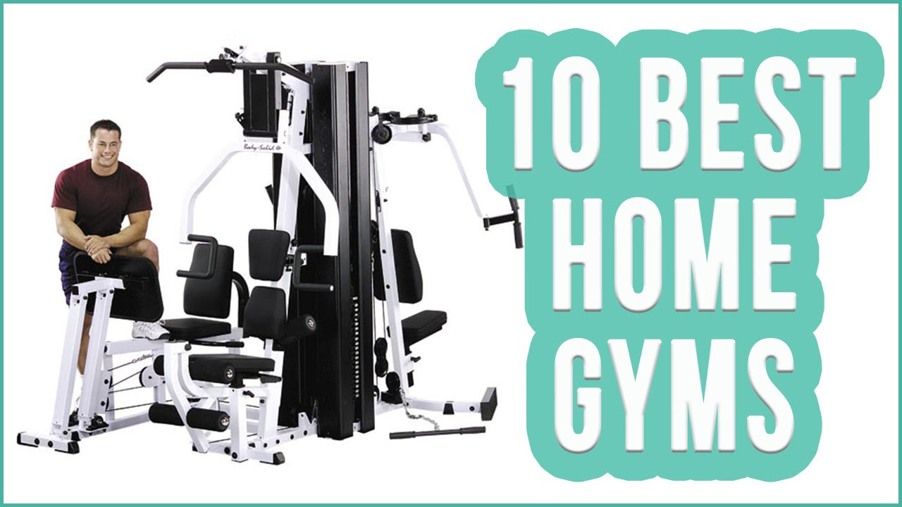 The 10 Best Home Gym Brands in India 2018