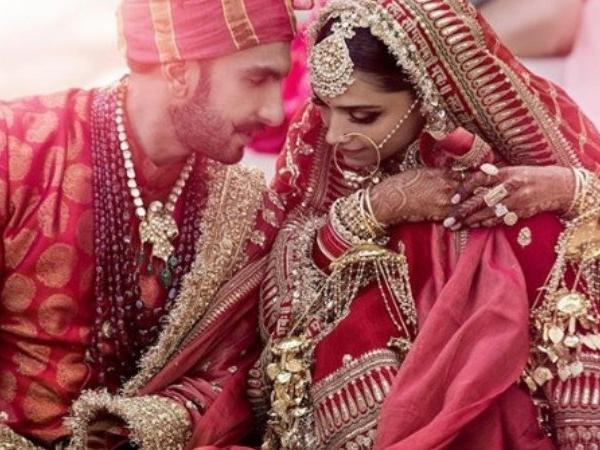 Ranveer Singh, Deepika Padukone wedding: Priyanka Chopra, Anushka Sharma react to wedding pictures