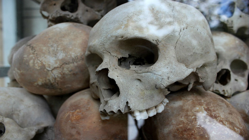 Khmer Rouge leaders found guilty of genocide that killed millions
