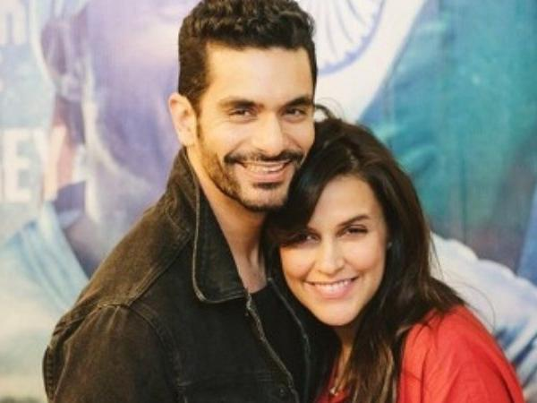 Neha Dhupia, Angad Bedi welcome baby girl; Bollywood showers love on the newborn