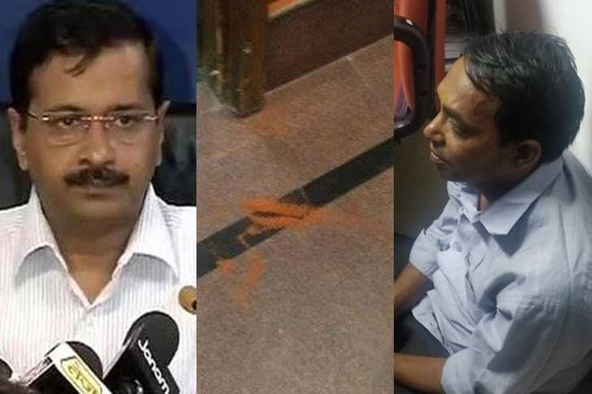 Arvind Kejriwal Attacked With Chilli Powder. AAP Claims Deliberate Lapses