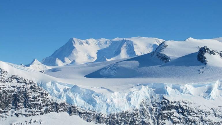 How Antarctica is causing a global sea level rise and its connection with climate change.