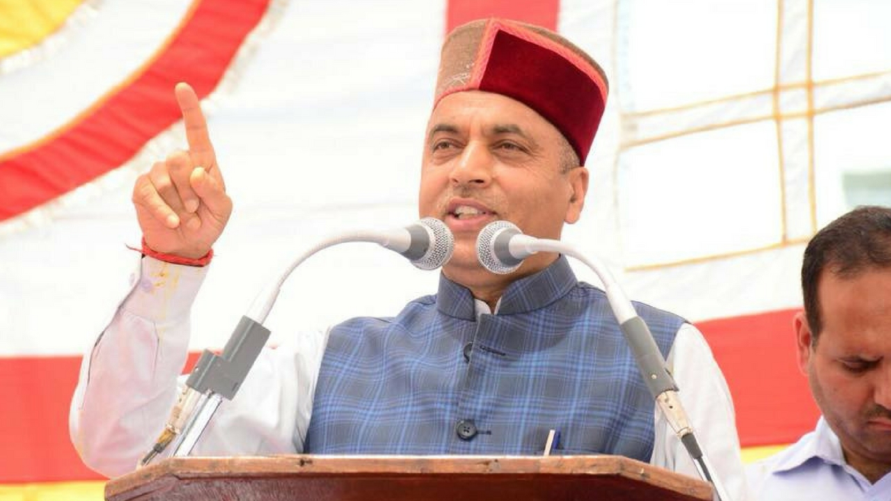 From Shimla to Shyamala? Jai Ram Thakur isn