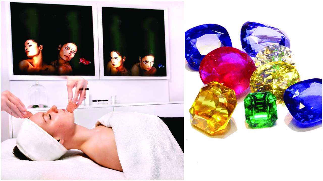 Gemstones in your skin care?