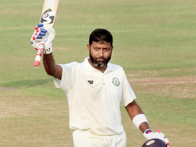 Wasim Jaffer Becomes The First Player To Reach 11,000 Runs In Ranji Trophy