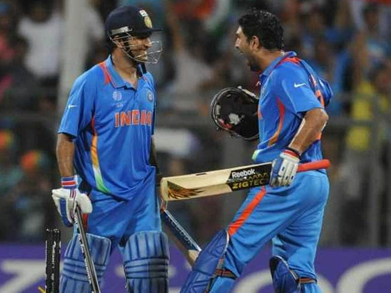 MS Dhoni Reveals Why He Came Out To Bat Before Yuvraj Singh In ICC World Cup 2011 Final vs Sri Lanka
