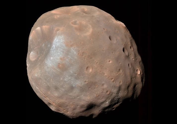 Decoded: How Mars moon Phobos got its grooves?