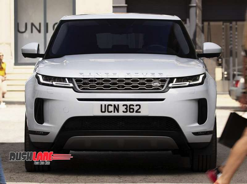 New Range Rover Evoque SUV debuts with Velar looks – 2019 launch for India