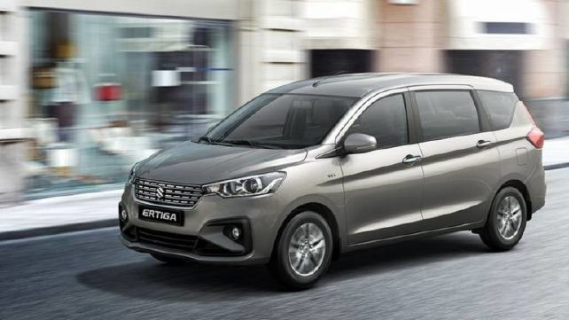 Maruti Ertiga CNG on cards, launch in 2019
