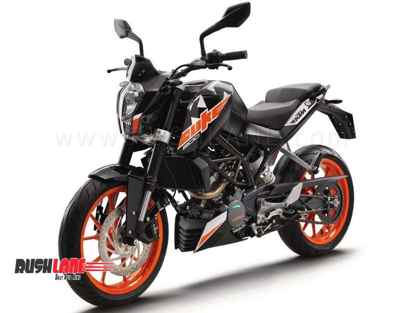 2018 KTM Duke 200 ABS launch price Rs 1.6 L – Rs 9K expensive than non ABS