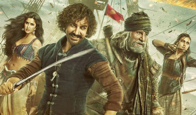 Aamir Khan: We Went Wrong With Thugs Of Hindostan, I Take Full Responsibility