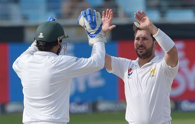 Yasir Shah emulates Anil Kumble, becomes first bowler to pick 10 wickets in a day in Test cricket after almost 20 years