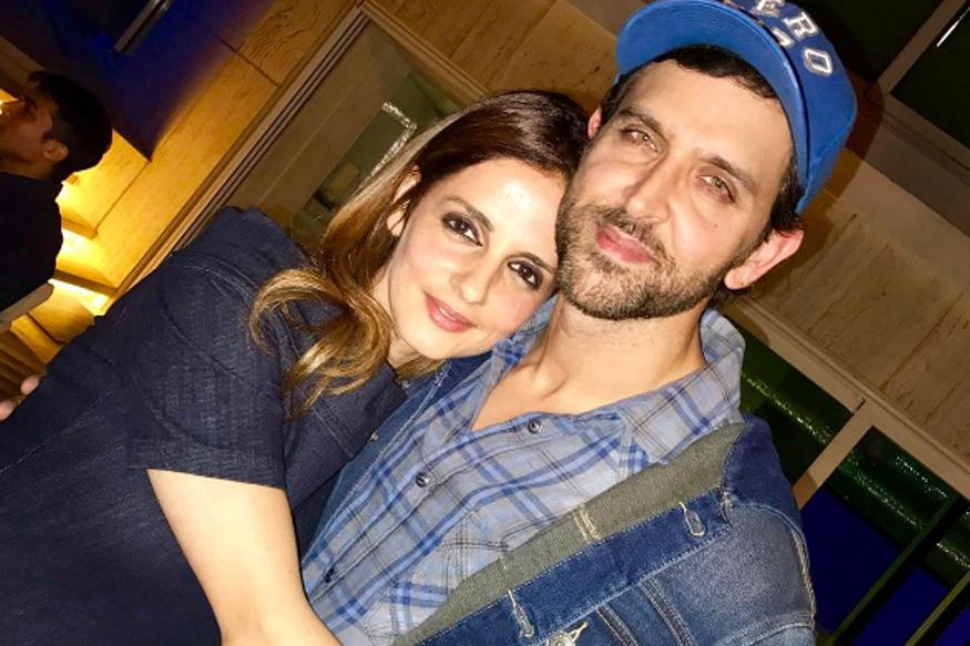 Trending: Hrithik Roshan Explains He And Ex-Wife Sussanne Are
