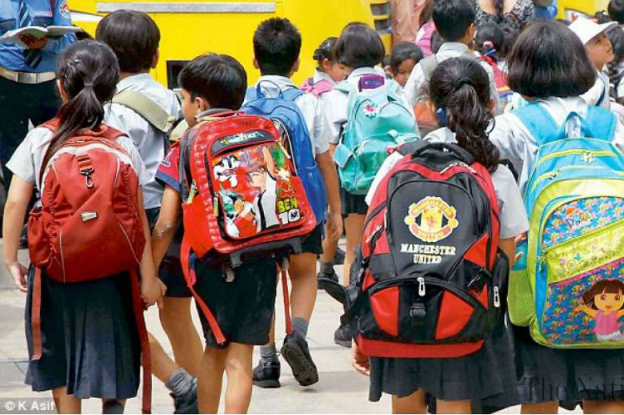 No Homework for Students of Classes 1 and 2, Orders Education Department