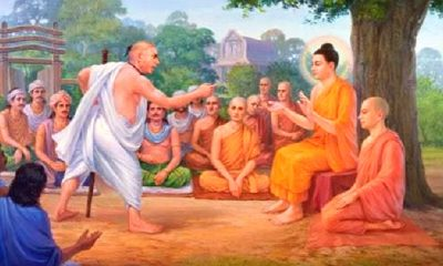 One Day Buddha Walked Through A Village. When A Very Angry Man Insulted Him Buddha Calmly Said…