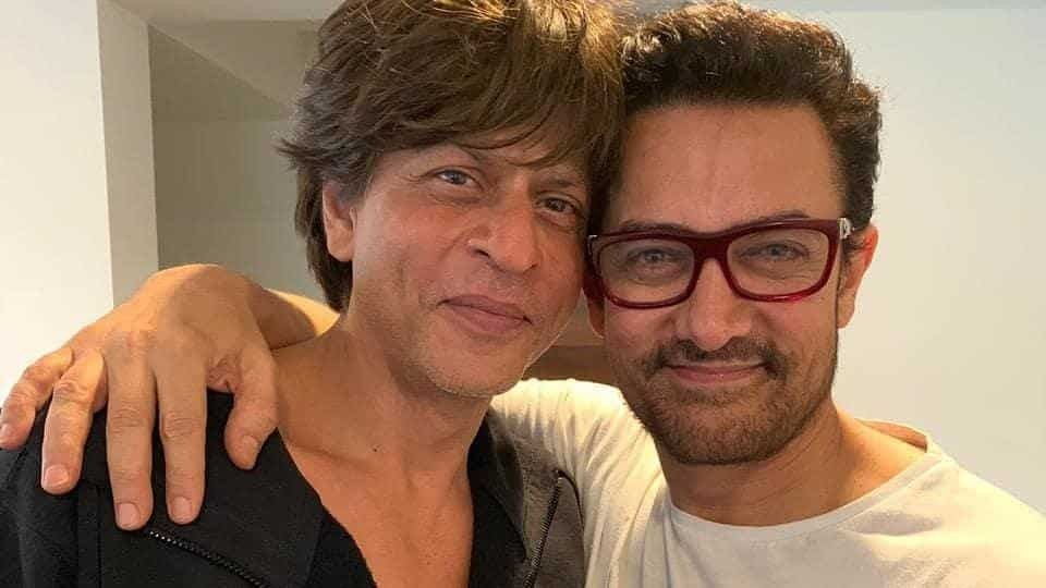 Aamir Khan chooses Mahabharat over Saare Jahan Se Accha, says he's happy Shah Rukh Khan is doing the film instead