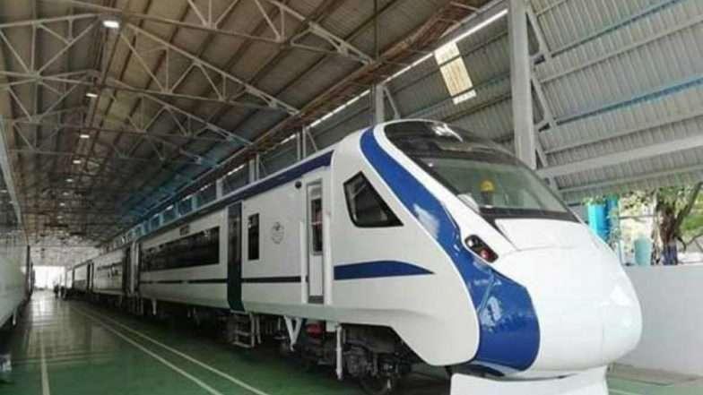 Train 18 successfully runs at 115kmph during trials