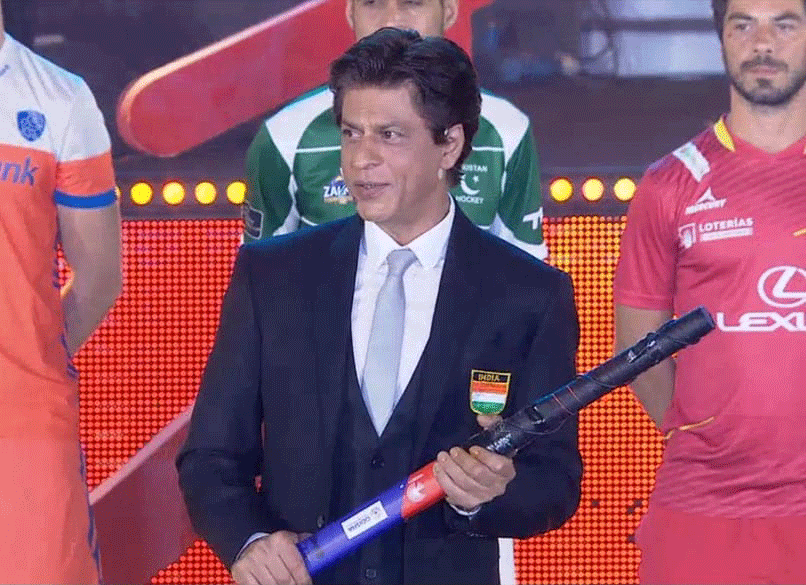 2018 Hockey World Cup Opening Ceremony: Shah Rukh Khan Lights Up Bhubaneswar, Recalls His Hockey Days