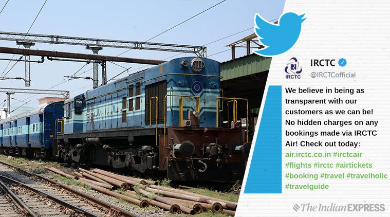 IRCTC joins bandwagon, trolls IndiGo over new web check-in controversy