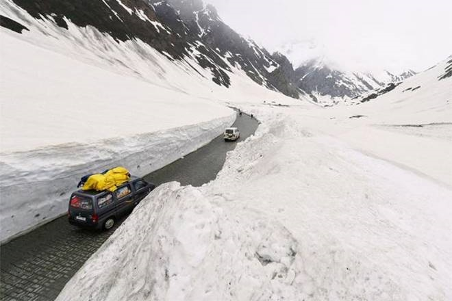 Ladakh Now Accessible By Double-Lane Road In All Weather Conditions