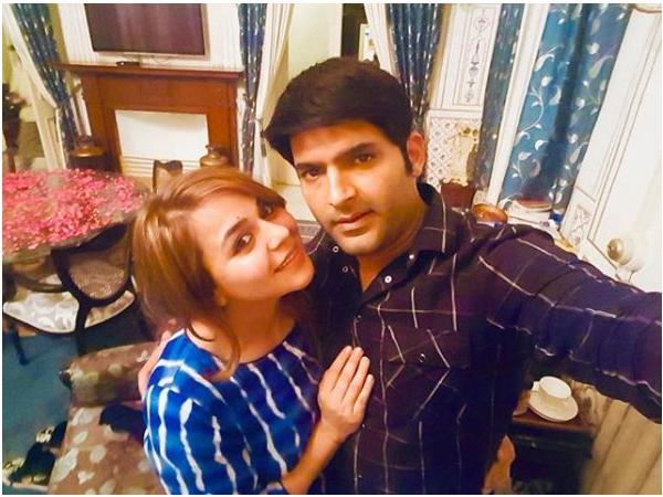 Kapil Sharma reveals fiancée Ginni Chatrath