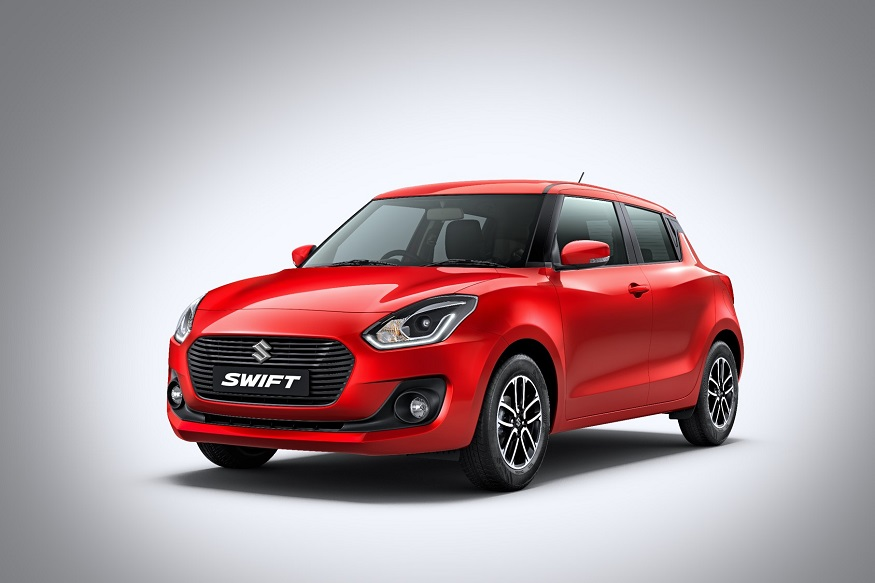 Maruti Suzuki Swift Crosses Two Million Sales Milestone